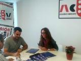 Acuerdo firmado por ACEVI con la empresa de seguridad 8*8